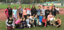 Sport & Nature Klasse 1 A in Kaltern Altenburg
