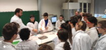 Chemieworkshop in der FOS